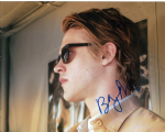 Boyd Holbrook  'NARCOS'  - Genuine Signed Autograph 10x8  10689